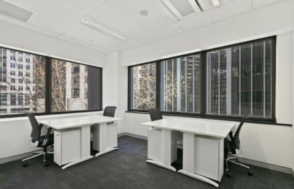 External office in Sydney CBD