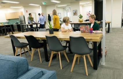 Coworking in Ballarat CBD