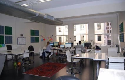 6 Desks in Clarence Street