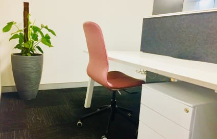 Affordable desk space in Alexandria