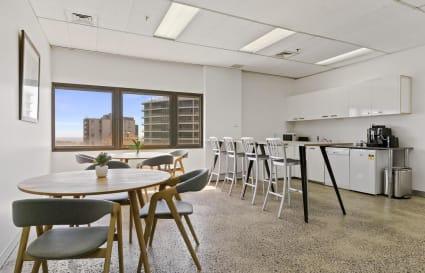 4 Pax external office beach view
