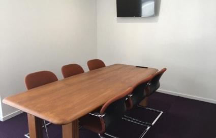 Spacious Private Meeting Room