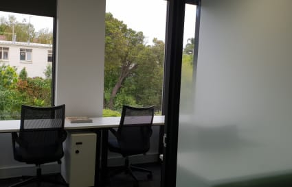 Private window offices in St Kilda