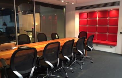 Amazing Board Room