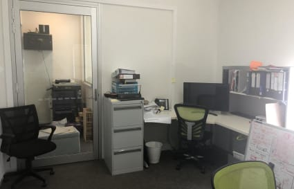 Double Office and Carspace for Rent