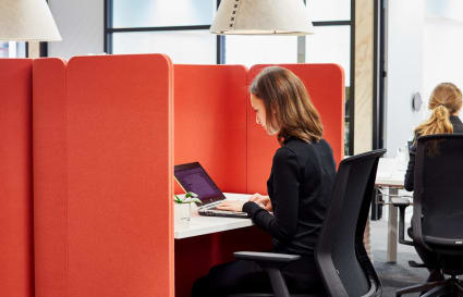 Permanent desk Sydney