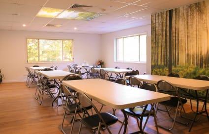 Large meeting room/studio