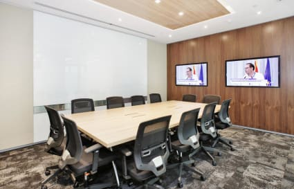 12 Person Private Board Room