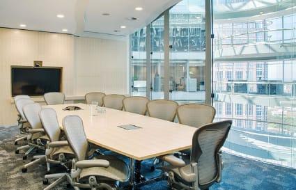 12 Seat Boardroom-Ferrari Room