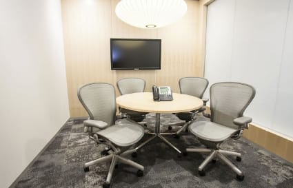 4 Seat Meeting Room-Lotus Room