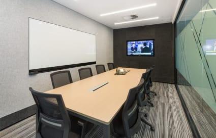 10 Person Private Board Room