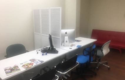 Spare Desk Space for Rent: Pitt St