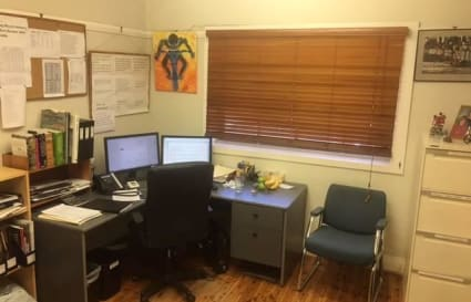 Private office in Port Kembla