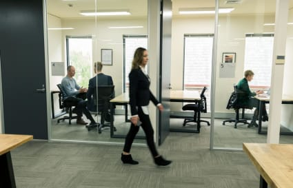 2 ppl Private Office CBD Ballarat