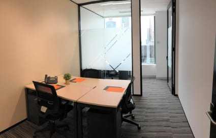 External 5 Person Private Office