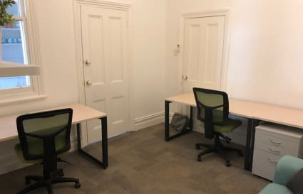 Private office in Abbotsford