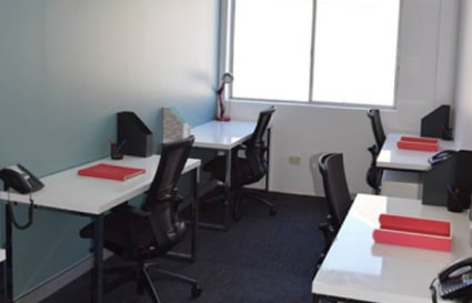 Private Office Space for 4