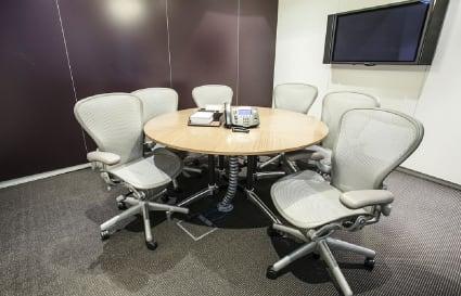 6 Seat Meeting Room-Cosmopolitan