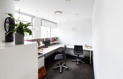 Two Person Private Office
