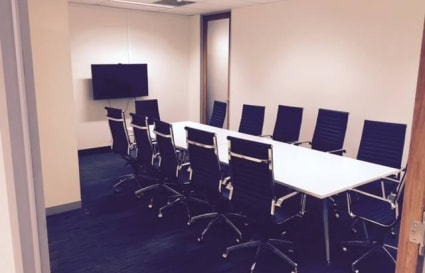 Fully equipped Board/Training Room