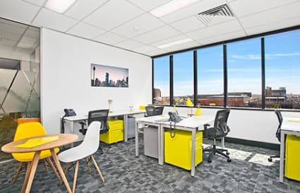 4 Person Office in Blacktown