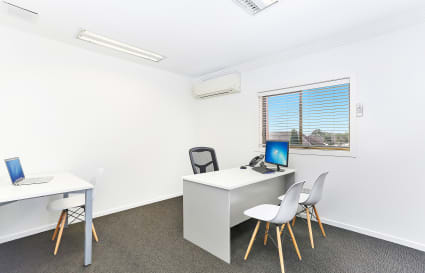 Private office suitable for 1 - 2  people- 12.7sqm