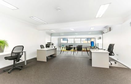 Open office space in the heart of Beverly Hills-close to train station