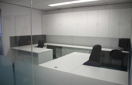 Office Space in Wangara - large with fitted desks