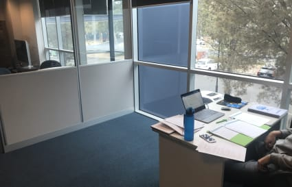Private office or co-working space in Dingley Village