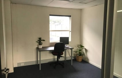 2 Person Private Office