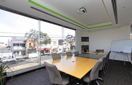 Zero carbon dedicated desks in West Melbourne