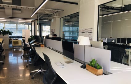 Desk space in Manly for up to 8