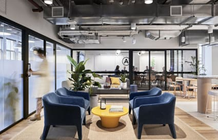 Private office space for up to 16