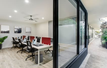 Up to 8 desks in Manly