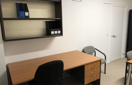 Quality flexible private office