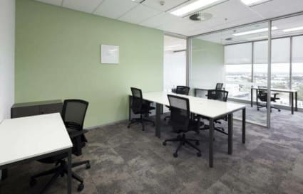 External private office space for up to 4
