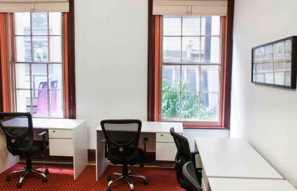 Private office for up to 4