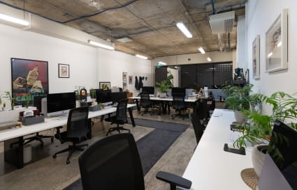 Coworking desks in Surry Hills