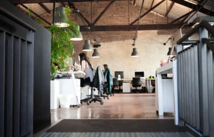 Example > Dedicated Coworking Desks in Broken Hill