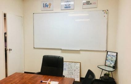 Coworking desks in Milton