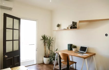 Paddington office space for 4