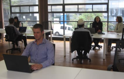 Private Desks in St Leonards Coworking Space