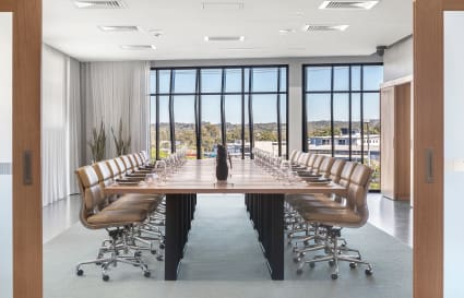Executive meeting room in Springwood