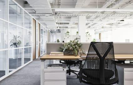 Dedicated desk in East Melbourne