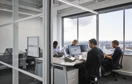 10 Person private office