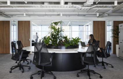 4 Person private office- Available 06-July-2020