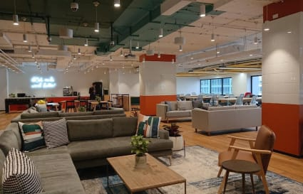 Coworking space in Sydney