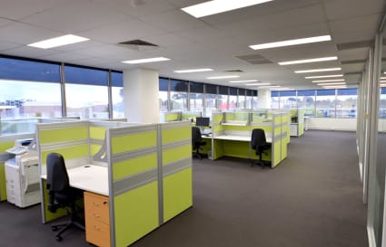 Coworking desk space - next door to Southland