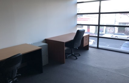 Dedicated desks in co-working environment North Melbourne