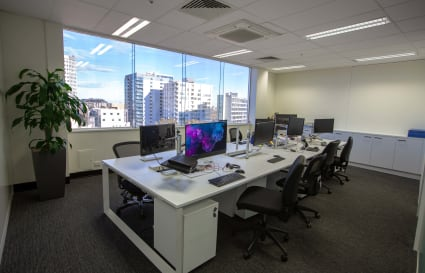 Private Offices in St Kilda Road